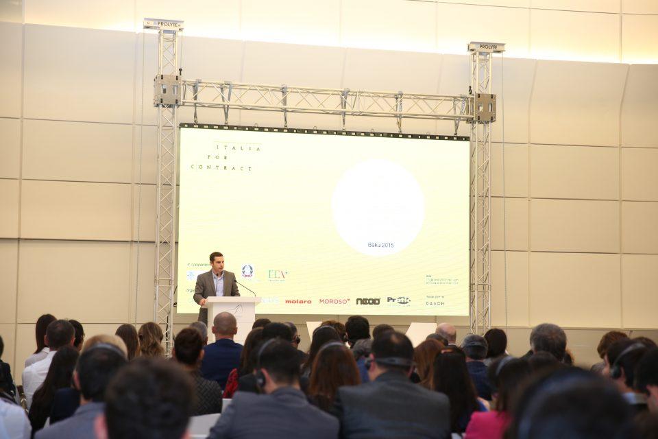 rete IFC evento Heydar